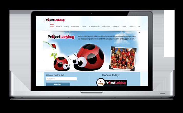 Project Ladybug website