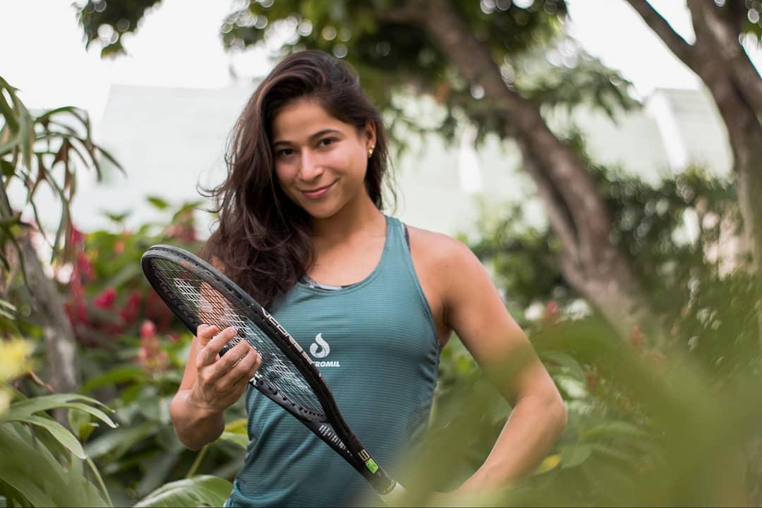 Petromil acompañó a la tenista barranquillera en el torneo que se realizó en superficie de arcilla en Antalya donde resultó subcampeona en la categoría dobles junto a la también raqueta colombiana Yuliana Lizarazo.
