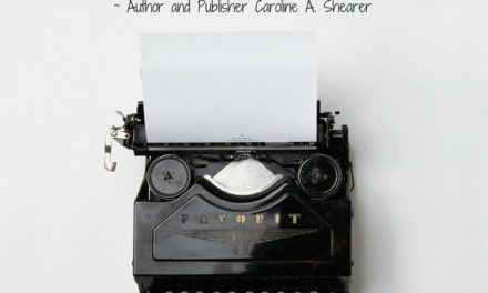 Caroline A. Shearer Discusses Metaphysical Fiction on Writestream Radio