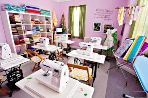 Absolute Love Publishing Partners with Enchanted Makeovers' Sacred Sewing Room