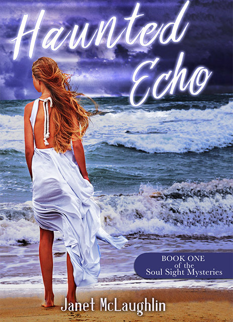 New Release! Young Adult Mystery Haunted Echo