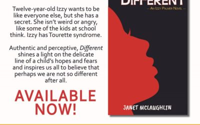 New Release! Middle Grade Novel Different