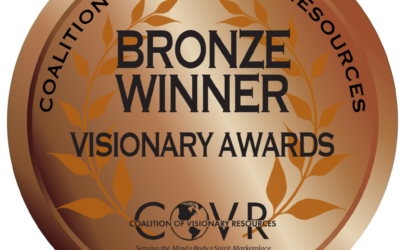 Atlantis Writhing Wins Bronze COVR Award