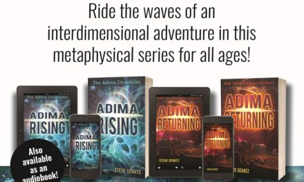 Adima Rising Available in Audiobook