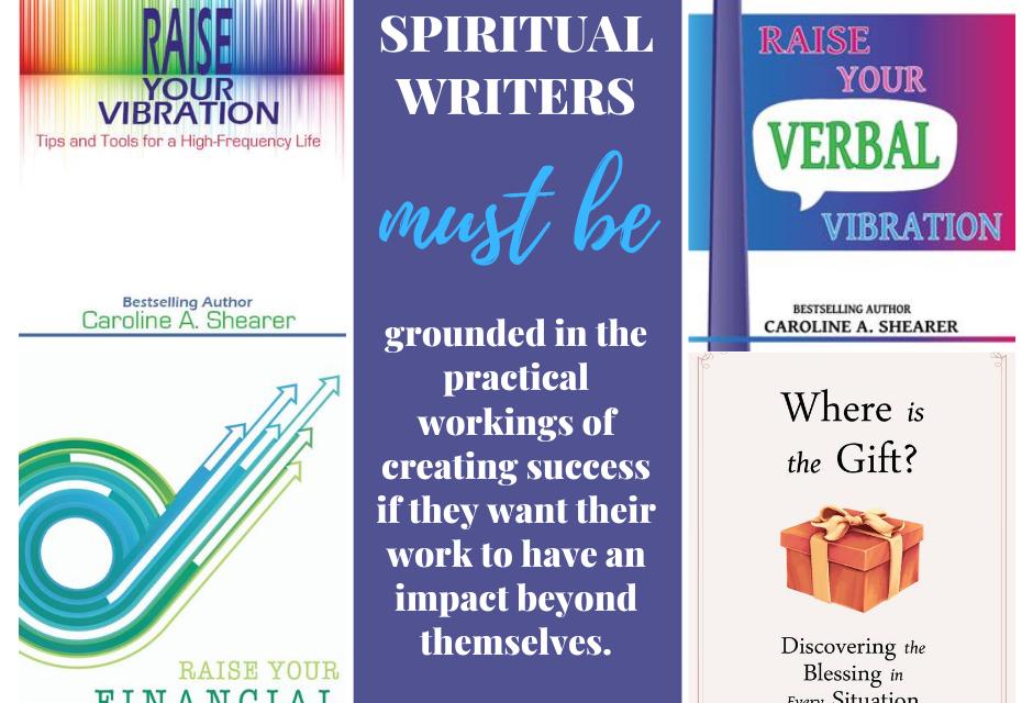 Becoming a Spiritual Author
