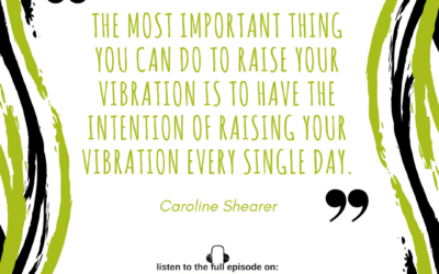 """""""What Does It Mean to Raise Your Frequency?"""" on Inaugural Raise Your Frequency Podcast"""