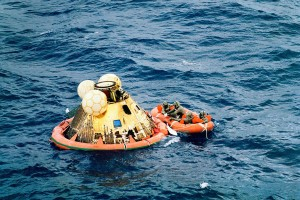 apollo-11-splashdown