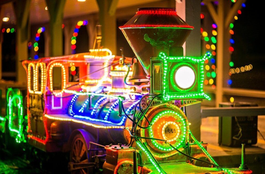 Christmas Railway
