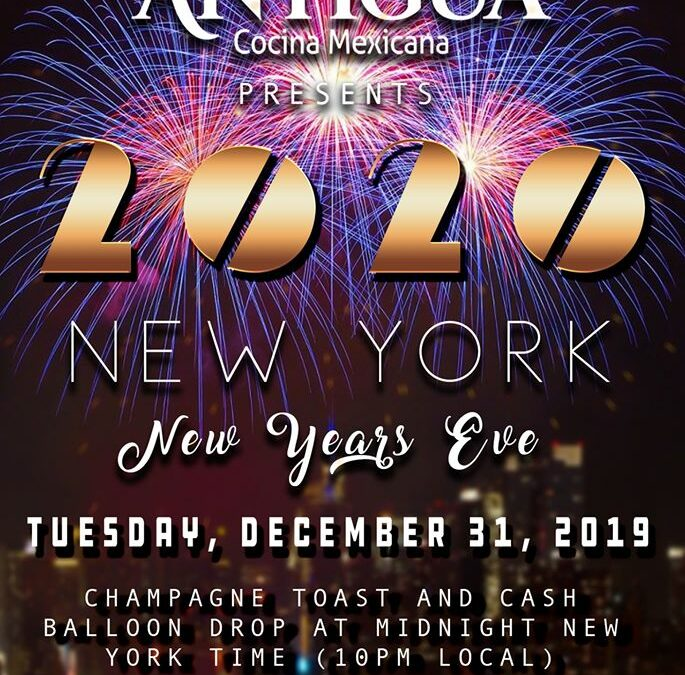 New York New Years Eve 2020