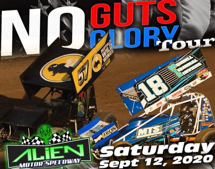 Alien Motor Speedway: No Guts No Glory Tour