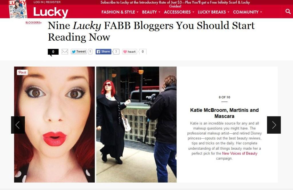 Luckyblogger