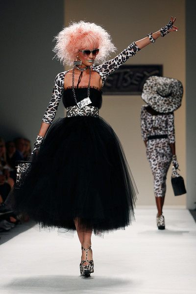 Fashion Betsey Johnson Spring 2014