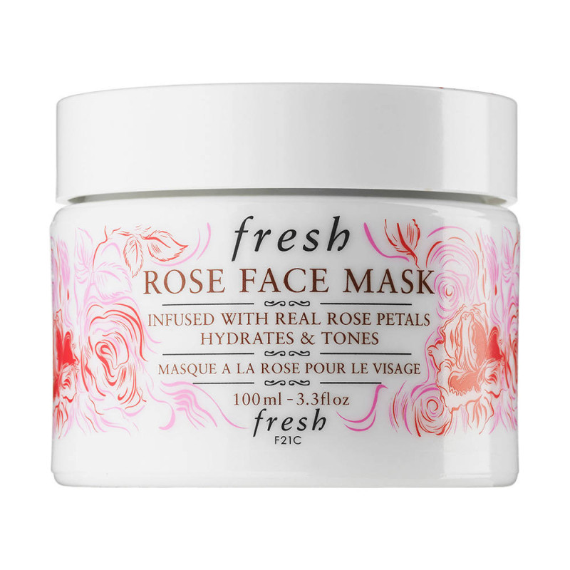 Fresh Rose Face Mask resize