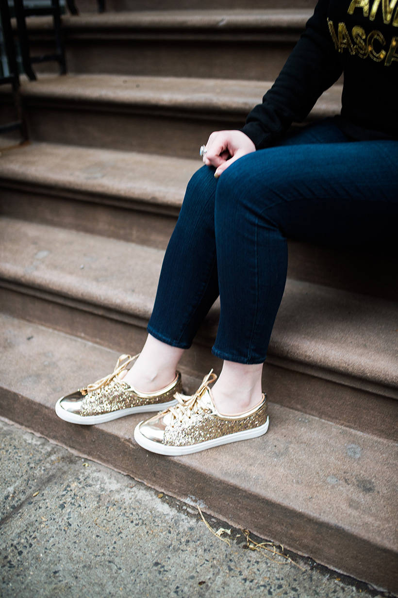 gold-glitter-sneakers