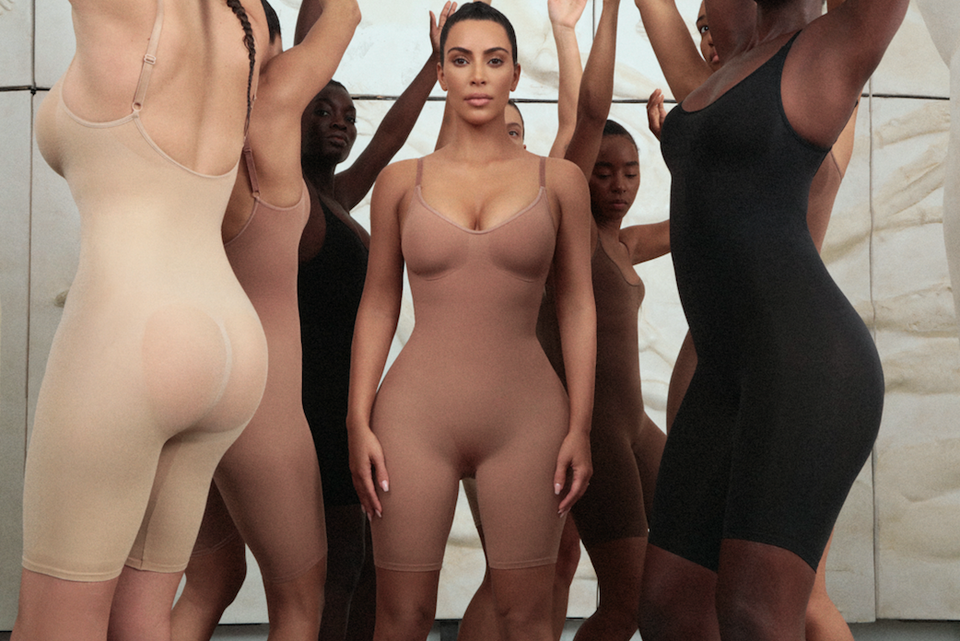 Kim Kardashian Shapewear SKIMs Body Shapers