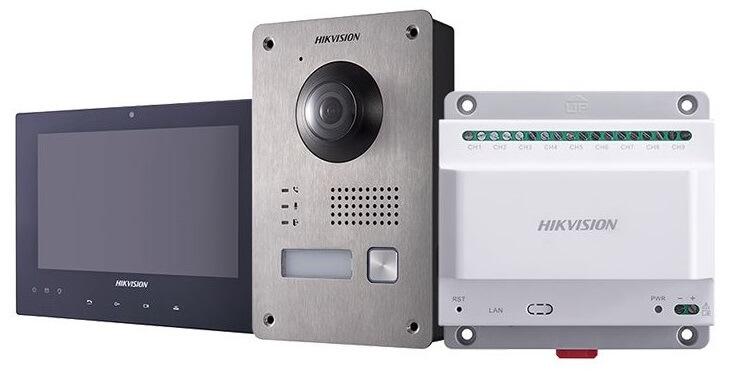 Two-Wire Video Intercom Bundle