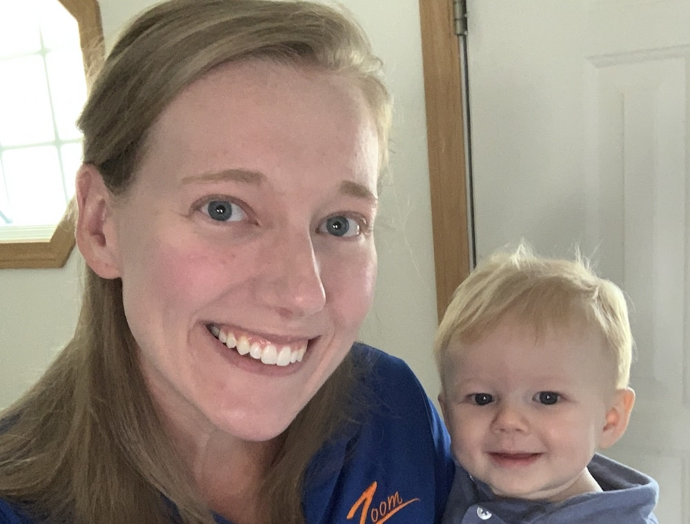 Work-from-home mom tips for why I work from home
