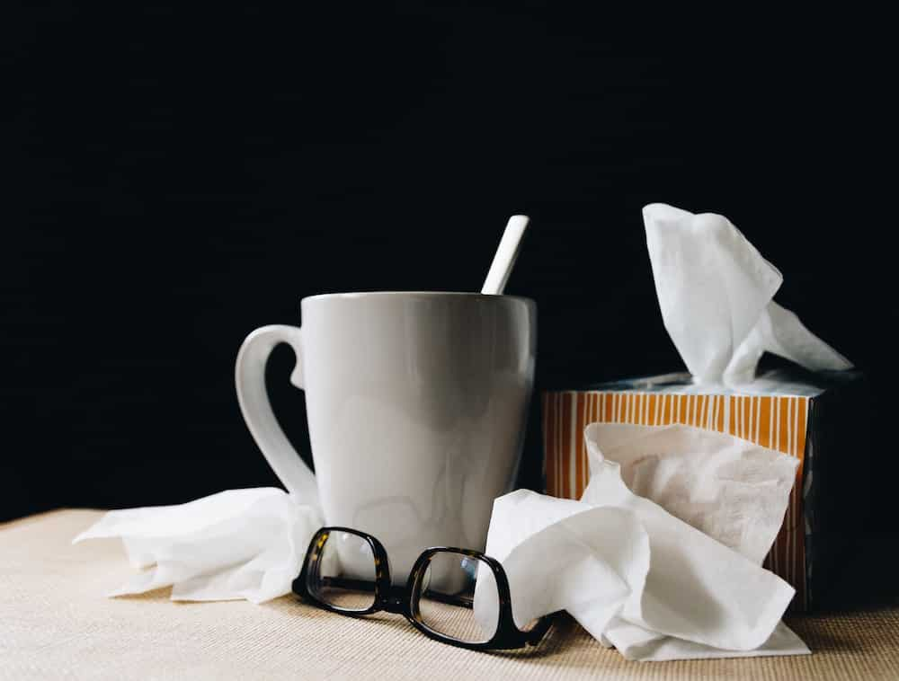 Self-employed moms what to do when you get sick