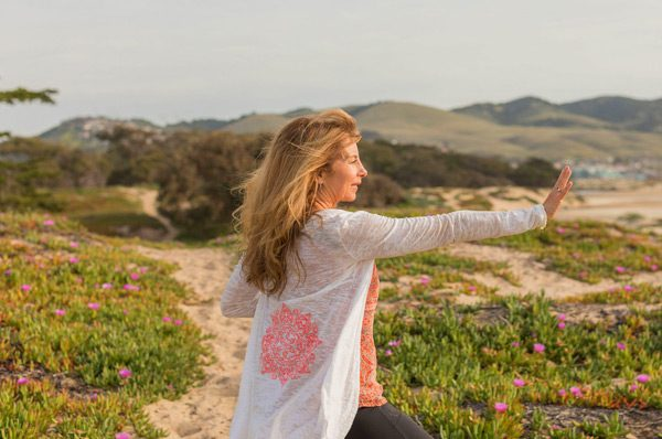 Qi Gong Classes with Holly Padove
