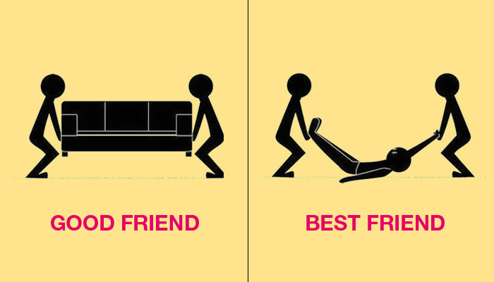 Read more about the article 6 Steps To Being A Better Friend