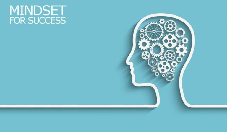 Read more about the article 4 Ways to Set Your Mindset for Success