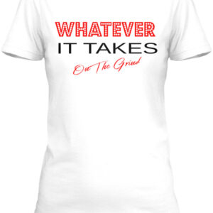 Whatever It Takes -Wman Inspirational