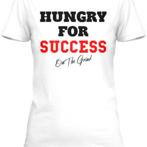 HUNGRY FOR SUCCESS- WMAN INSPIRATIONAL