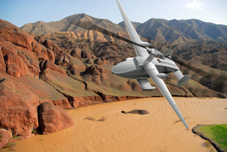 Multi-purpose UAV
