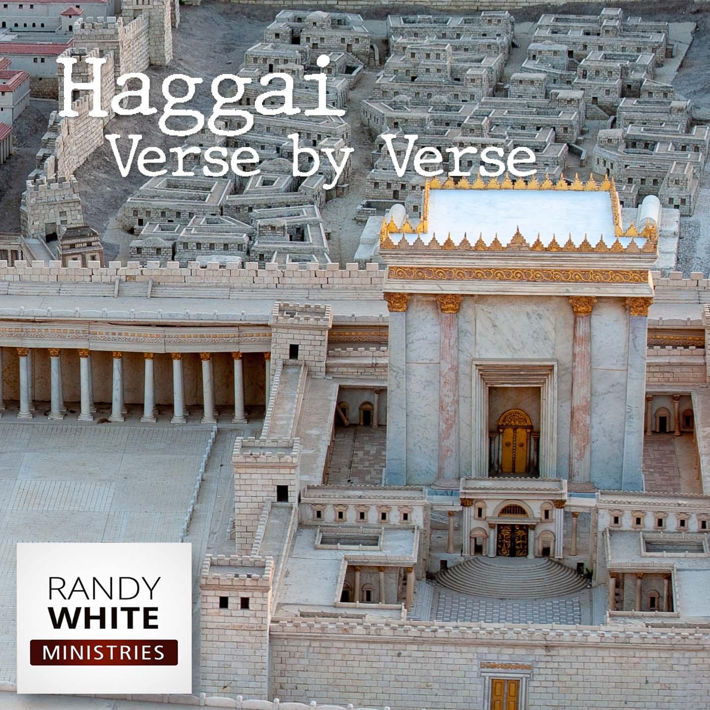 RWM: Haggai Verse by Verse