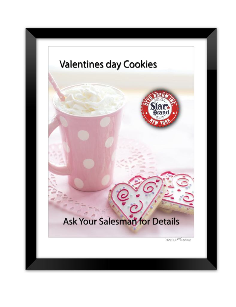 Valentine's Day Cookies special