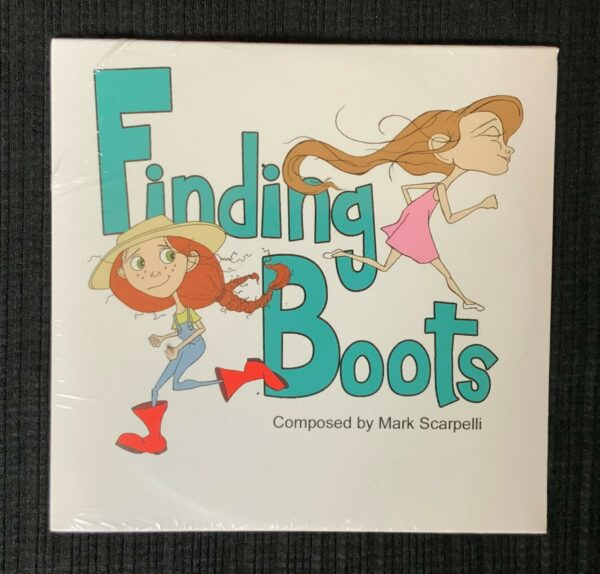 Finding Boots CD