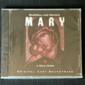 Mary A Rock Opera CD