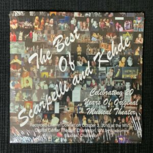 The Best of Scarpelli and Kehde CD Front