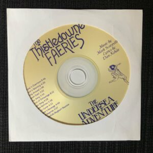 The Thistledowne Faeries - The Undersea Adventure CD