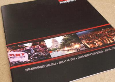 ROT Biker Rally Sponsorship Booklet