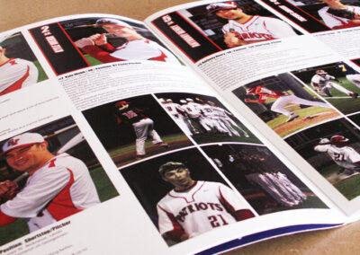 EV Baseball Media Guide