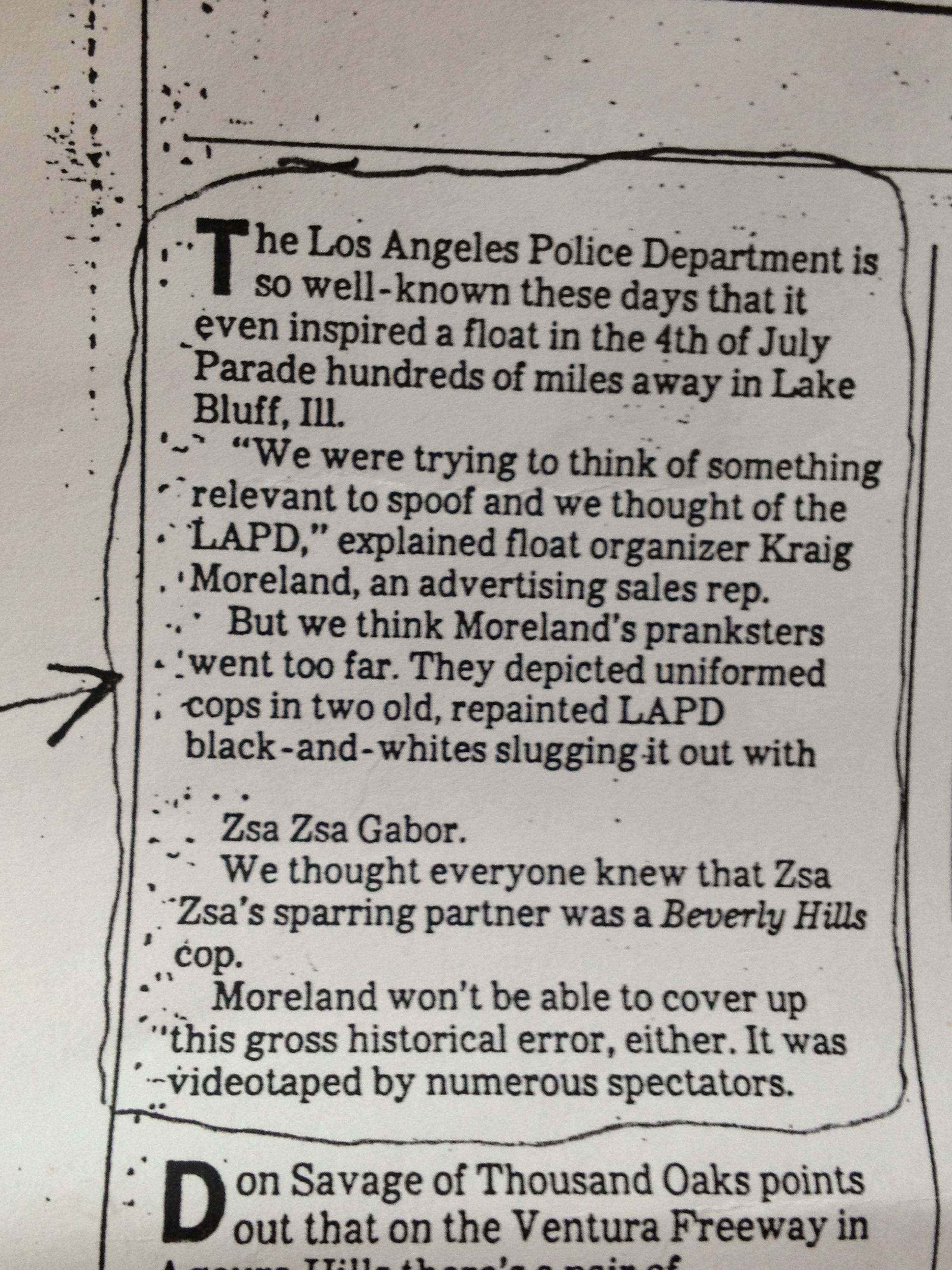 02LA Times Zza Article. Close Up JPG