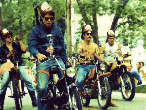 Harley Biker Shriners