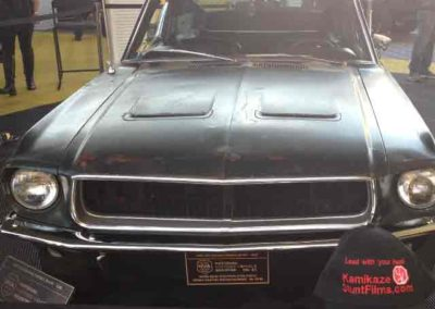 Bullitt Mustang Car