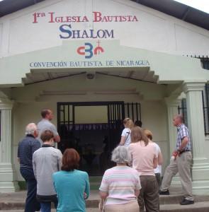 team at Shalom