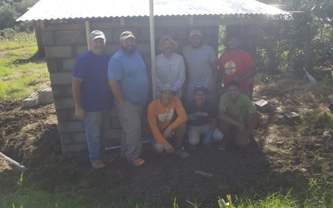 Bath House Project Update from Los Prendedisos