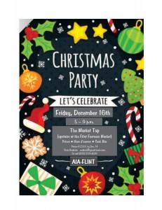 2016 AIA-Flint Christmas Party