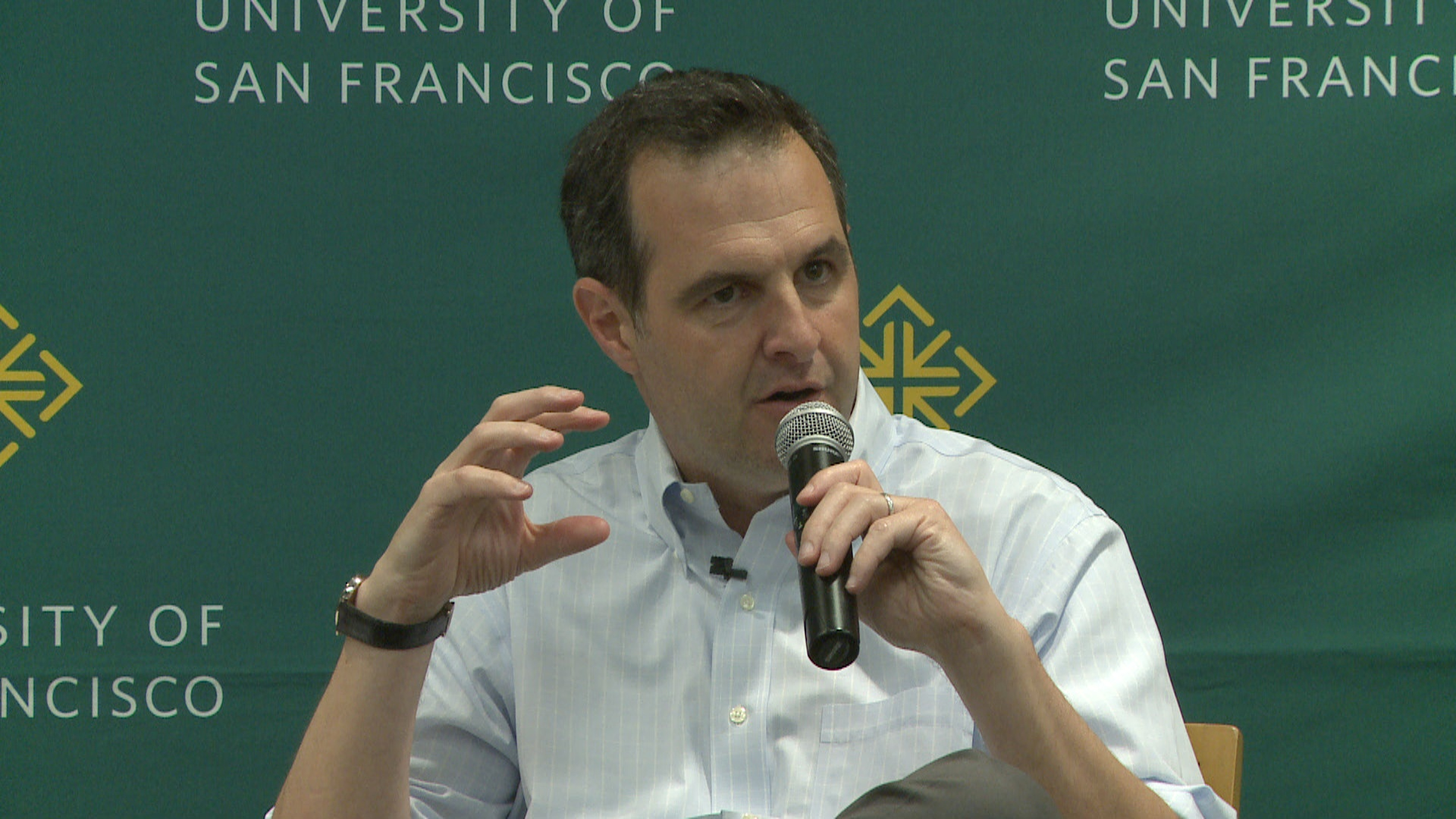 Reducing the Cost of Credit for Consumers and Small Businesses.  Guest:   Mr. Renaud LaPlanche