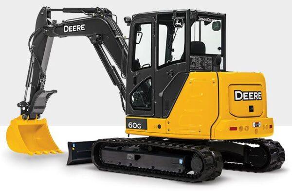 John Deere 60G Compact Excavator
