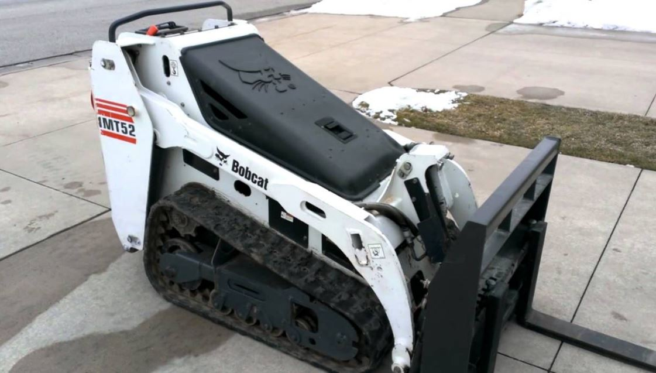 Bobcat MT52 Mini Excavator