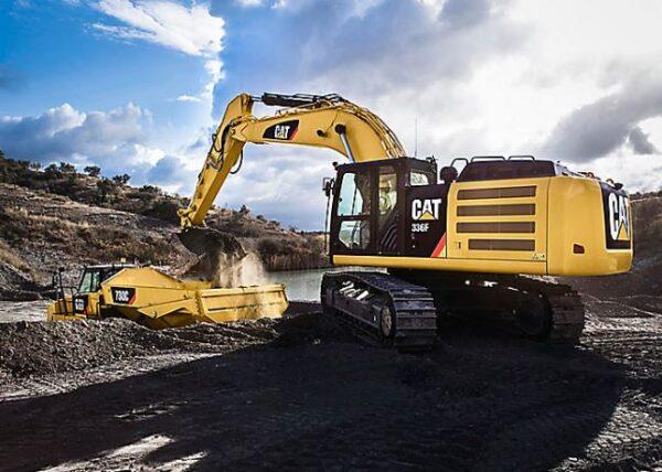 CAT 336F L Large Excavator Price