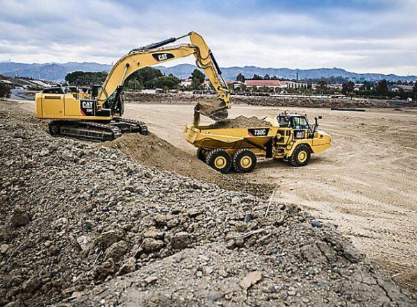 CAT 336F L Large Excavator Specifications