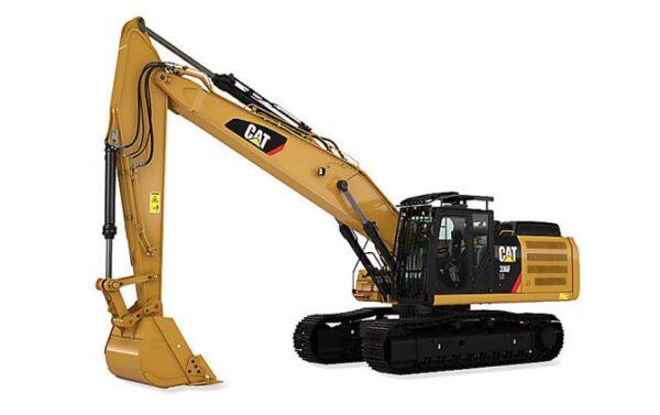 CAT 336F L Straight Boom Demolition Excavator Overview