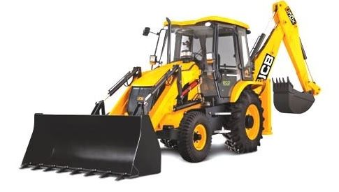 JCB 3DX ecoXcellence Backhoe Loader