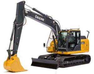 John Deere 130G Excavator
